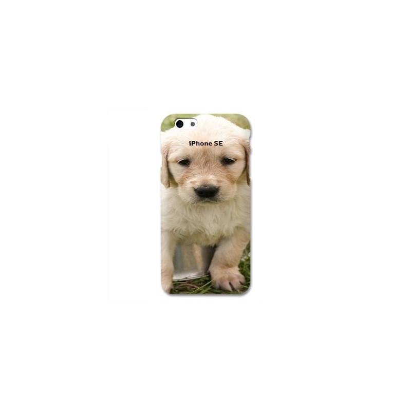 coque personnalisable iphone se