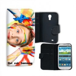 Etui personnalisable SAMSUNG GALAXY S4