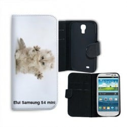 Etui personnalisable SAMSUNG GALAXY S4 mini