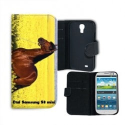 Etui personnalisable SAMSUNG GALAXY S3 mini