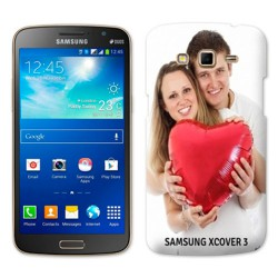 Coque personnalisable SAMSUNG GALAXY XCOVER 3