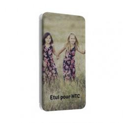 Etui personnalisable pour HTC 825