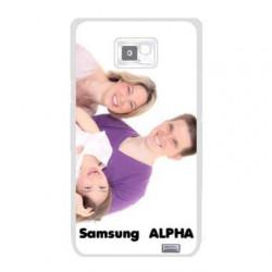 Coque personnalisable SAMSUNG GALAXY ALPHA