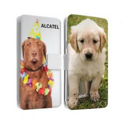 Etui personnalisable recto verso pour Alcatel Idol 4