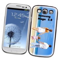 Coque rigide personnalisable pour Samsung Galaxy Mega 5.8 I9150