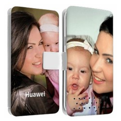 Etui personnalisable recto verso Huawei Honor G535