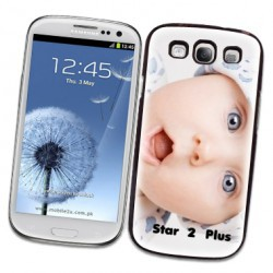 Coque personnalisable Samsung Galaxy Star 2 Plus