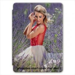protection smart cover personnalisée pour iPad mini 1