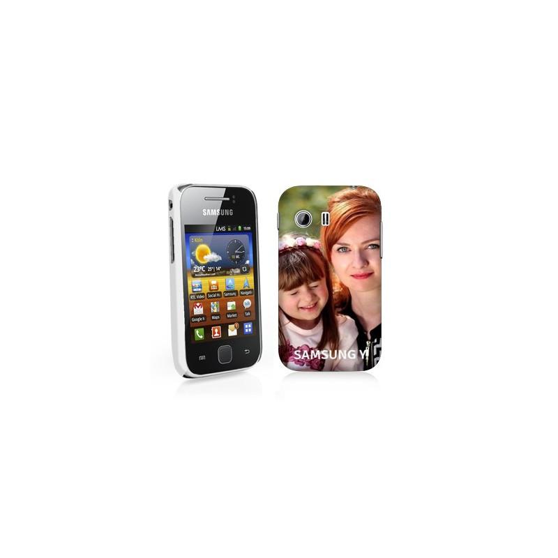 Coque personnalisable Samsung galaxy Y