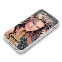 Coque souple personnalisable Iphone 7