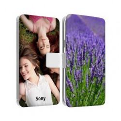 Etui personnalisable RECTO VERSO pour Sony Xperia X COMPACT