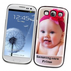 Coque personnalisable SAMSUNG GALAXY CORE PRIME ( SM-G360 )
