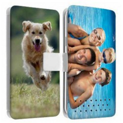 Etui personnalisable recto verso WIKO TOMMY