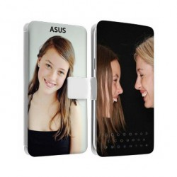 Etui personnalisable recto verso pour Asus Zenfone 2 Selfie