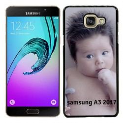 Coque personnalisable Samsung galaxy A3 2017