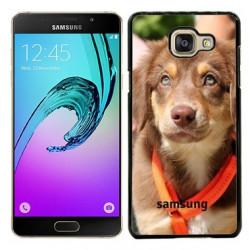 Coque personnalisable souple en gel pour Samsung galaxy A5 2017