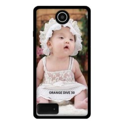 Coque personnalisable Orange DIve 30
