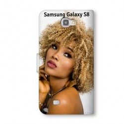 Etui personnalisable SAMSUNG GALAXY S8