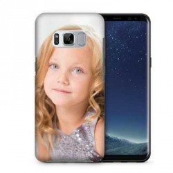 Coques souples PERSONNALISEES en Gel silicone pour Samsung galaxy S8 PLUS