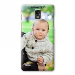 Coques PERSONNALISEES pour Huawei Ascend Y5